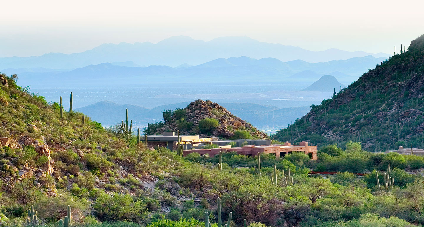 Luxury resort style adult living at Dove Mountain